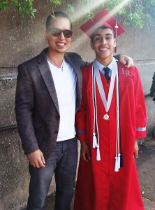Cristian and Tri graduation photov2